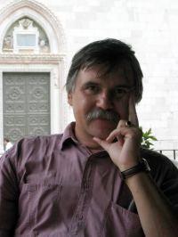 Foto pracovníka Jan Bažant