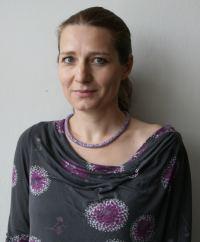 Foto pracovníka Kateřina Vršecká